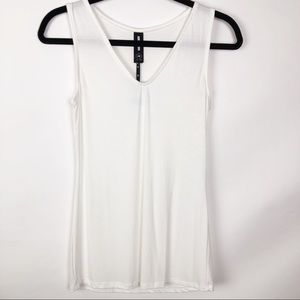 Agnes & Dora ivory fitted tank